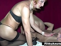 anal crossdresser sex! awesome orgie!