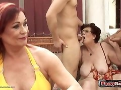 Hot cowgirl banged at work
