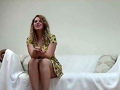 Teenage singer anal casting