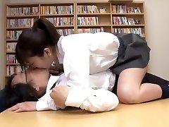 Insatiable insatiable schoolgirl Nishino Iroha porn show