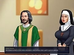 SummertimeSaga A Sumptuous CHURCH- PART 137