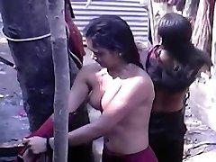 Indian Women Open Shower