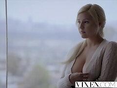Vixen.com Kinky Blonde nails her sisters man to make her jealous
