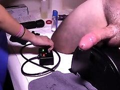Amazing filthy Jizm machine