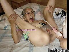 ILoveGrannY Nude Mature Pics Compilation