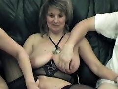 Older French Swinger Wife Five
