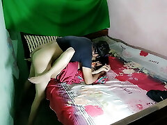 Fucking Indian mummy In Law Sexually Starved Desi Pussy