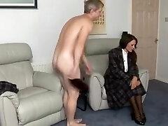 Fabulous amateur European, Brunette fuck-fest clip