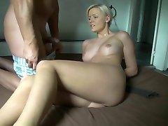 Russian bitch anal homemade