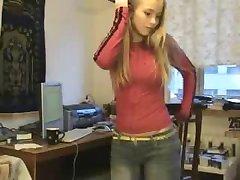 Webcam Teen by snahbrandy