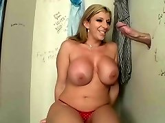 Sara-Goddess At GloryHole