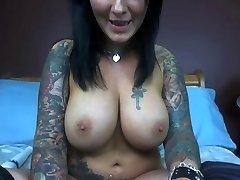 big tits tatoo's