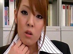 japan big tits busty brunette