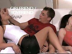 ORGASMS Girlfriend swap