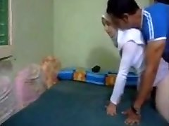 Hijab cheating arab Wife anal kapali arkadan
