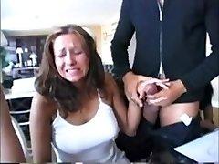 Compilation Hot girls responding to big dicks
