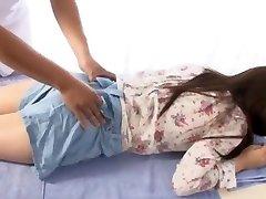 Mischievous Japanese girl Yuina Kojima in Hottest Fingering, Rubdown JAV scene
