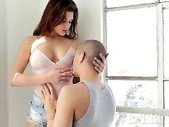 BAEB Babe Leah Gotti seduces and nails camerist