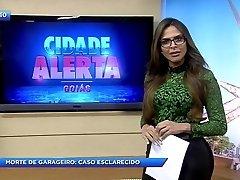 sylvie reporte mais gostosa do brazil cum tribute