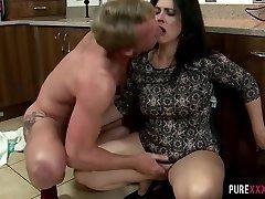 Luke Hardy & Montse Swinger in Swinger wife loves younger cock - PureXXXFilms