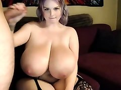 Misti Love Bouncing Her Big Natural Boobs Riding A Thick Cock