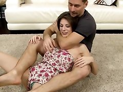 Daddy Teaches not Daughter to Dirty Wrestle WF