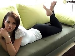 Angela teen feet