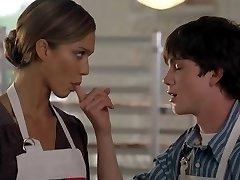 Jessica Alba Meet Bill (Deep Throating Finger) 2x