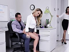 Isabelle Deltore, Isabella Super-cute In Intra Office Sex Bang-out