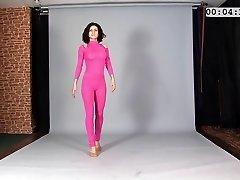 Gymnast Violeta Laczkowa Two