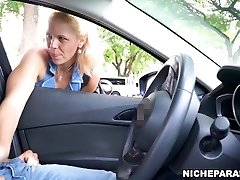 NICHE PARADE - I Coaxed This MILF To Give Me A Hj In My Car