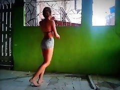 Lorenna Dhara teen amateur Brazil