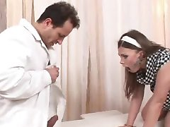 Teen and a Kinky Doctor