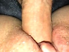 Cumming hard!