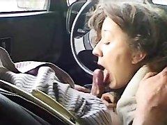 Zunanji analni konča z avtom BJ