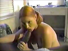 Cute Red Head Has fucn with huge BBC