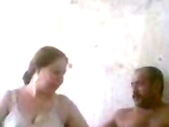 Arab mature couple fucking spying