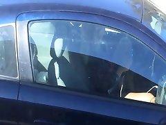 Bil Flash 2014 montage. Många kvinnor se mig runka