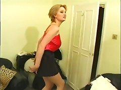Britanska gospodinja gets zajebal