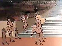 Erotische Zeichentrickparade לומר 3
