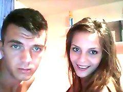 Çift&#039 genç;Webcam Lanet s