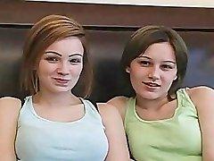 Kristin ja Bridget