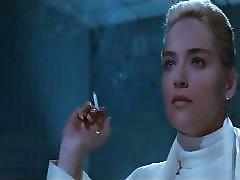 Sharon Stone -  Basic Instinct (Upskirt)