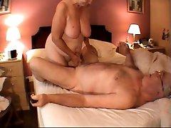 vanaema handjob massaaž
