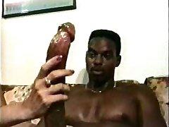 Velik črn kurac L7