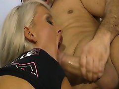 Glamorous group sex by poolside