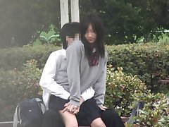 Erotično Voajerizem - Manjšina-Študent Javni seks VOL.4