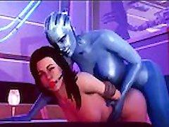 Liara Tsoni Pripravo Mase Učinek Andromeda 3D