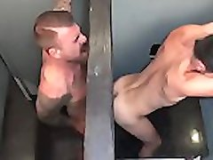 Big Dick Gloryhole z Rocco Steele