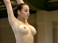 Nude Gymnast Corina Ungureanu CELOTEN VIDEO